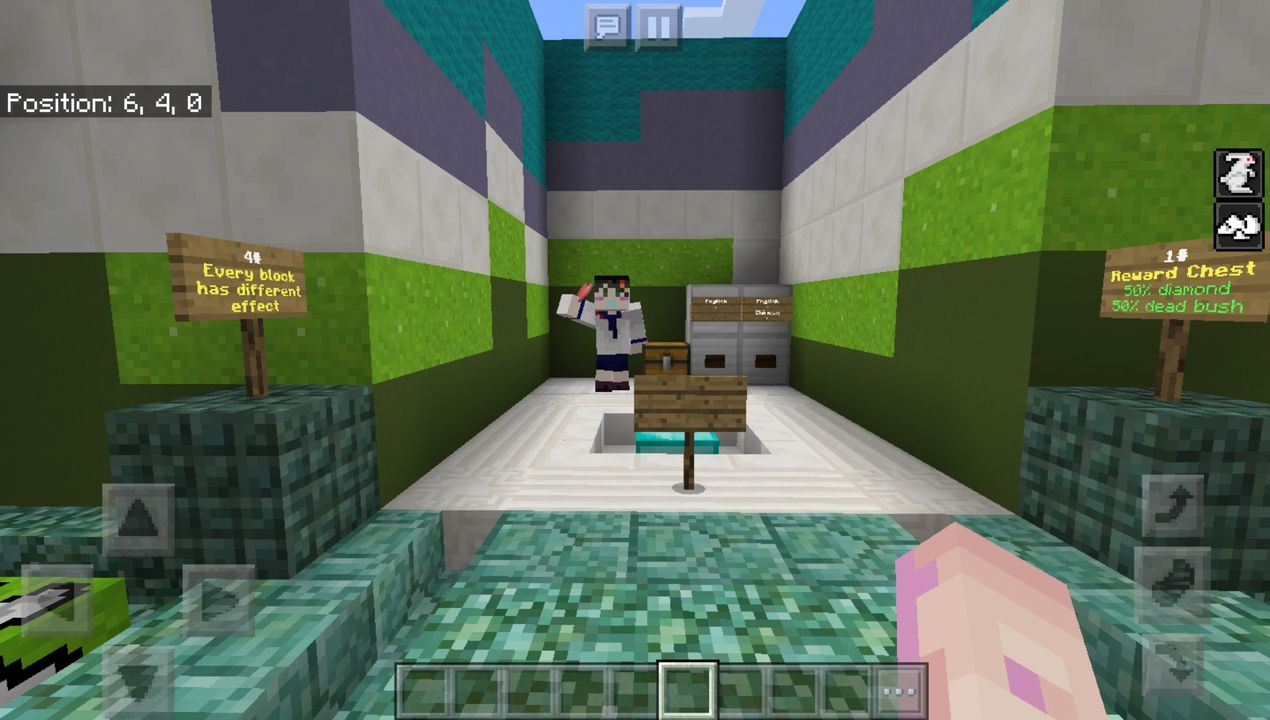 Killer Parkour MCPE map - All for Minecraft PE game