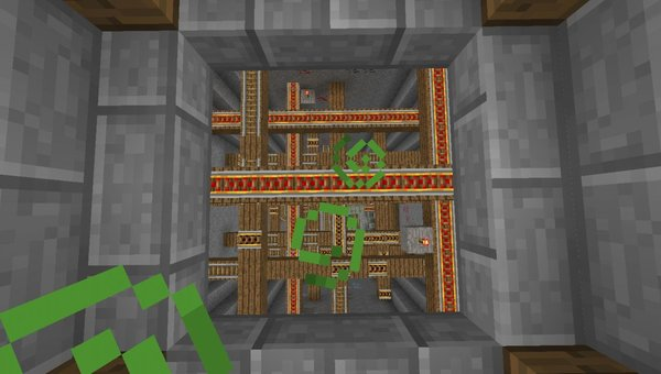 The Extreme Dropper  MCPE  map
