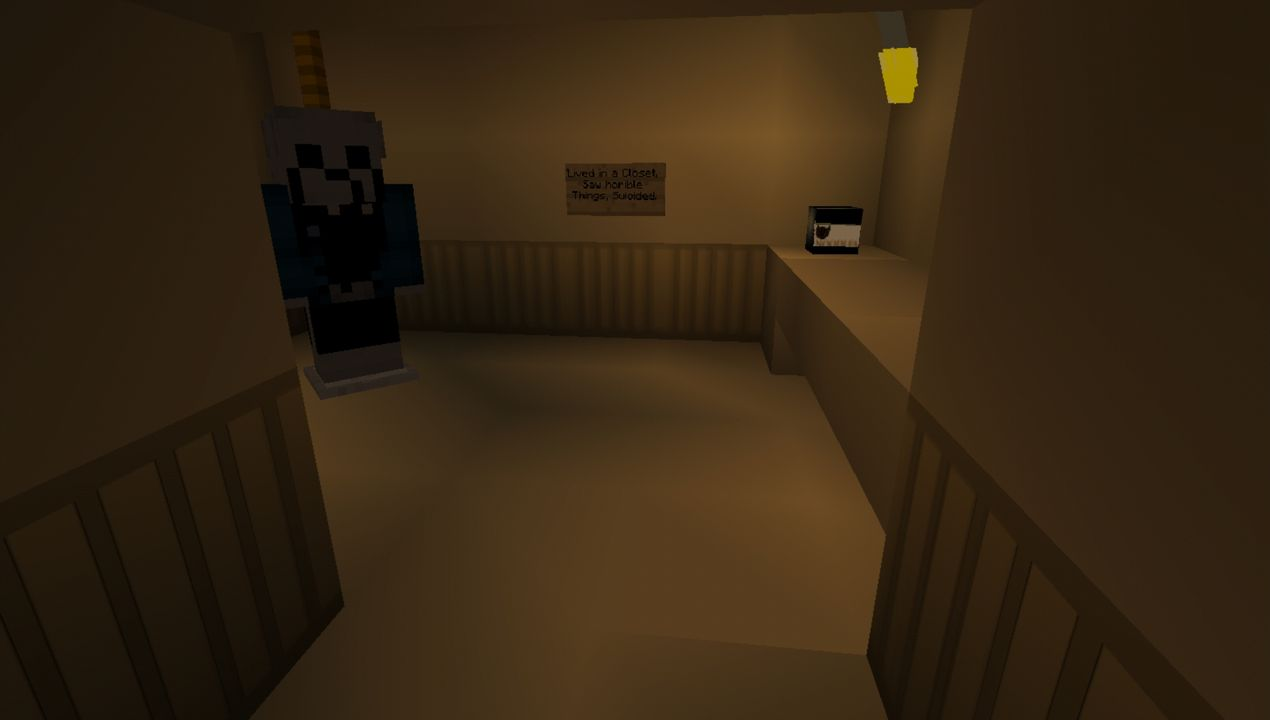 image for 3Batty and the Killing Machine (Chapter 1) MCPE map