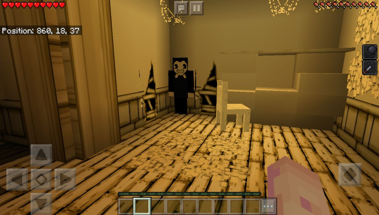 image for 3Bendy Game Horror (Previous Story 2) MCPE