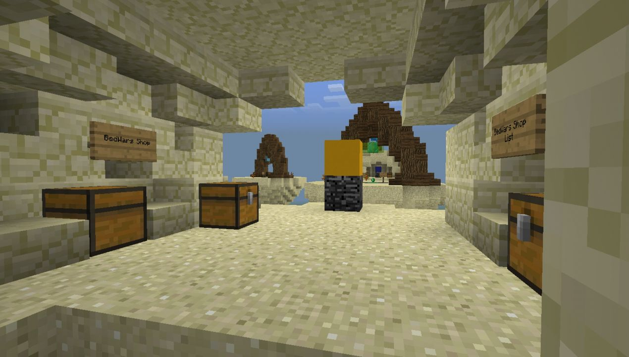 image for 2Bed Wars MCPE map