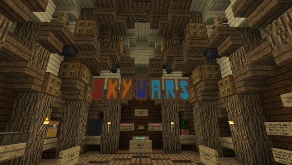SkyWars (16 Maps)