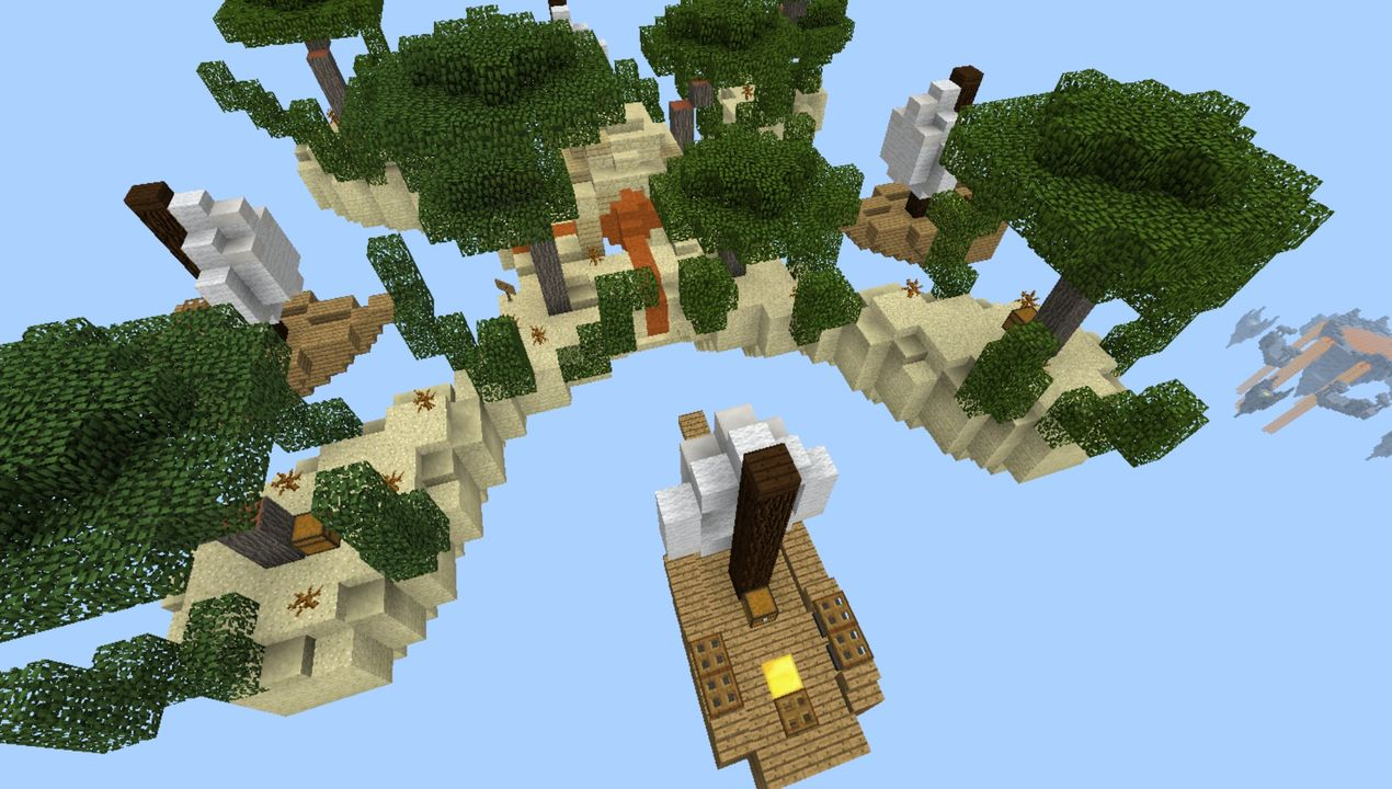 image for 2SkyWars (16 Maps)