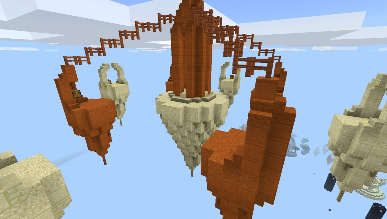image for 4SkyWars (16 Maps)