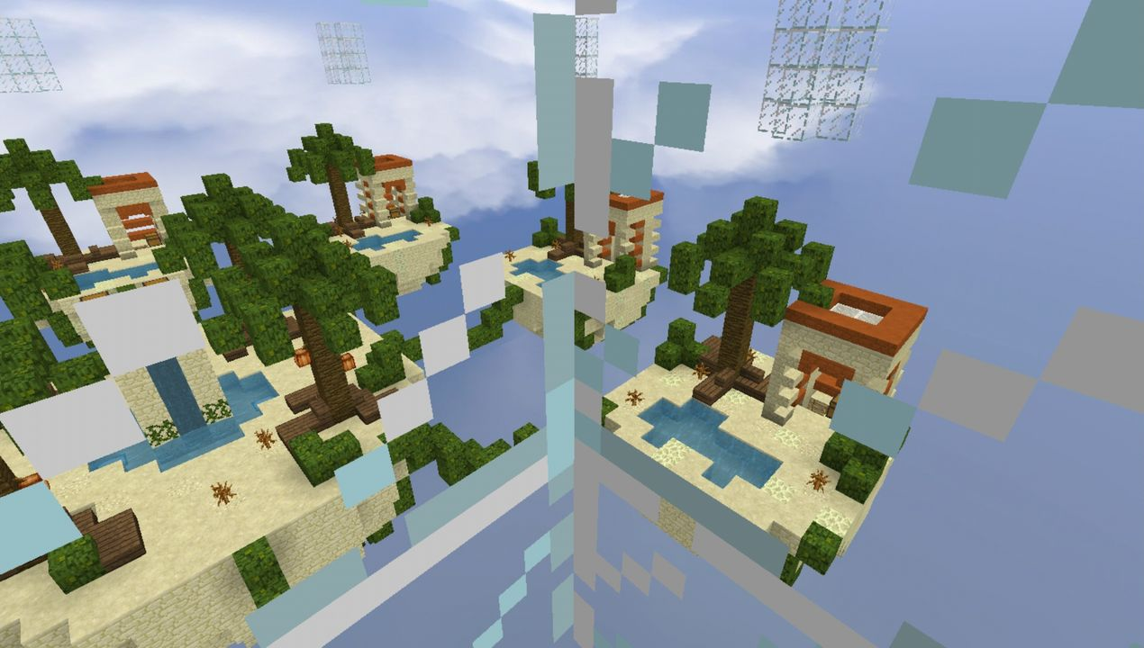image for 1SkyWars 8 mini-maps