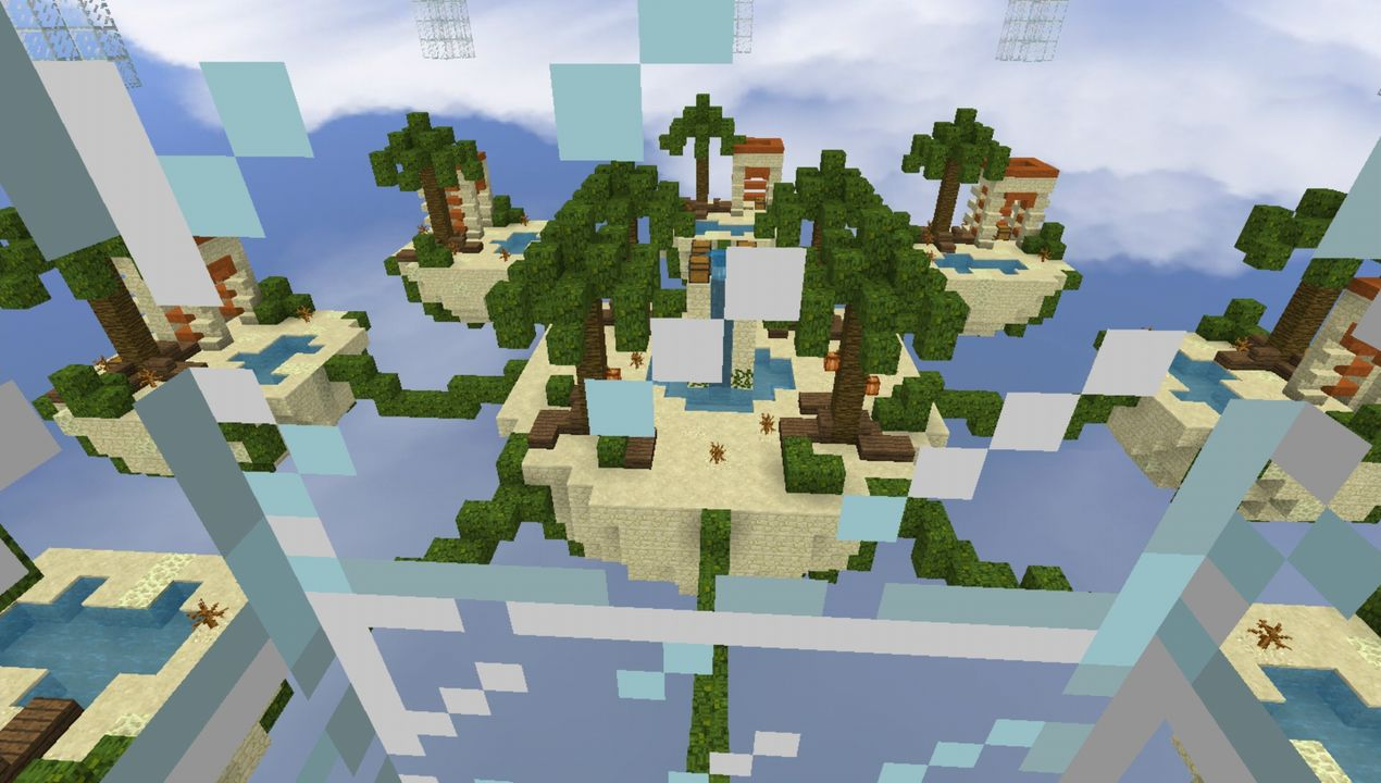 image for 4SkyWars 8 mini-maps