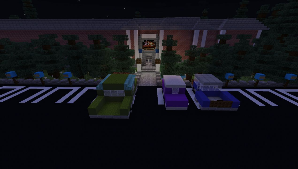 image for 1FNAF Roleplay Project MCPE map