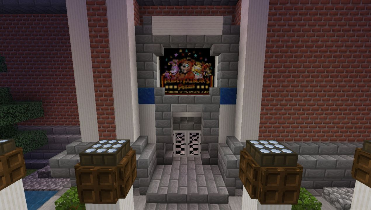 image for 2FNAF Roleplay Project MCPE map