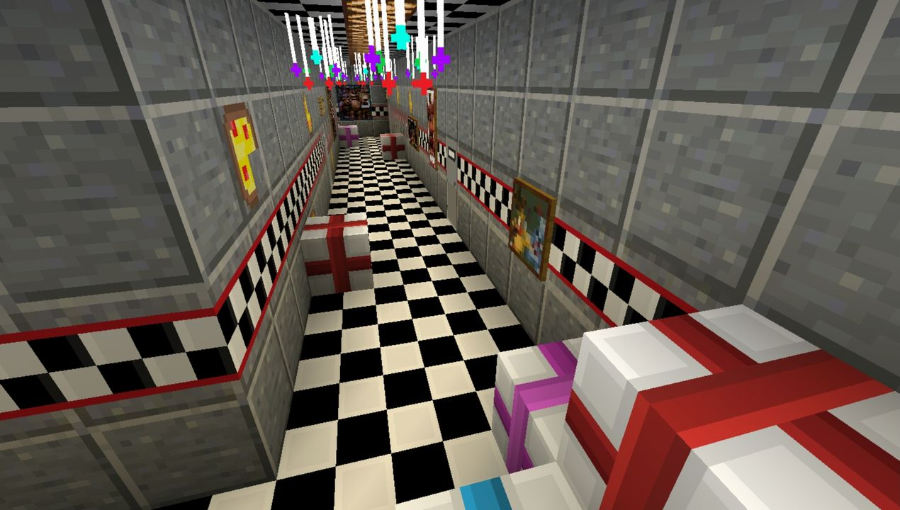 image for 3FNAF Roleplay Project MCPE map
