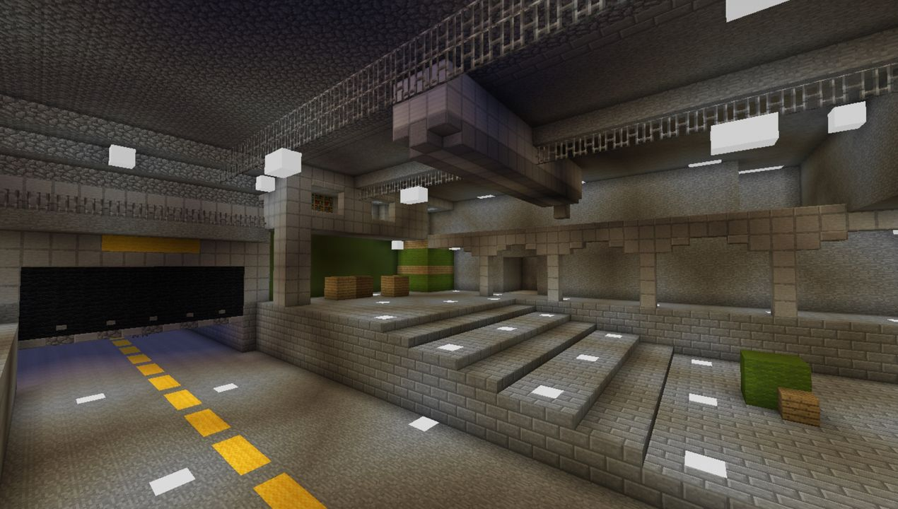 image for 4Zombie Hero Assault CS. PvP MCPE map
