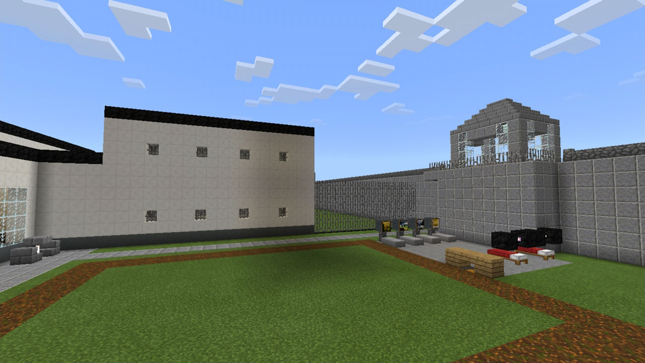 image for 3Prison Life MCPE map