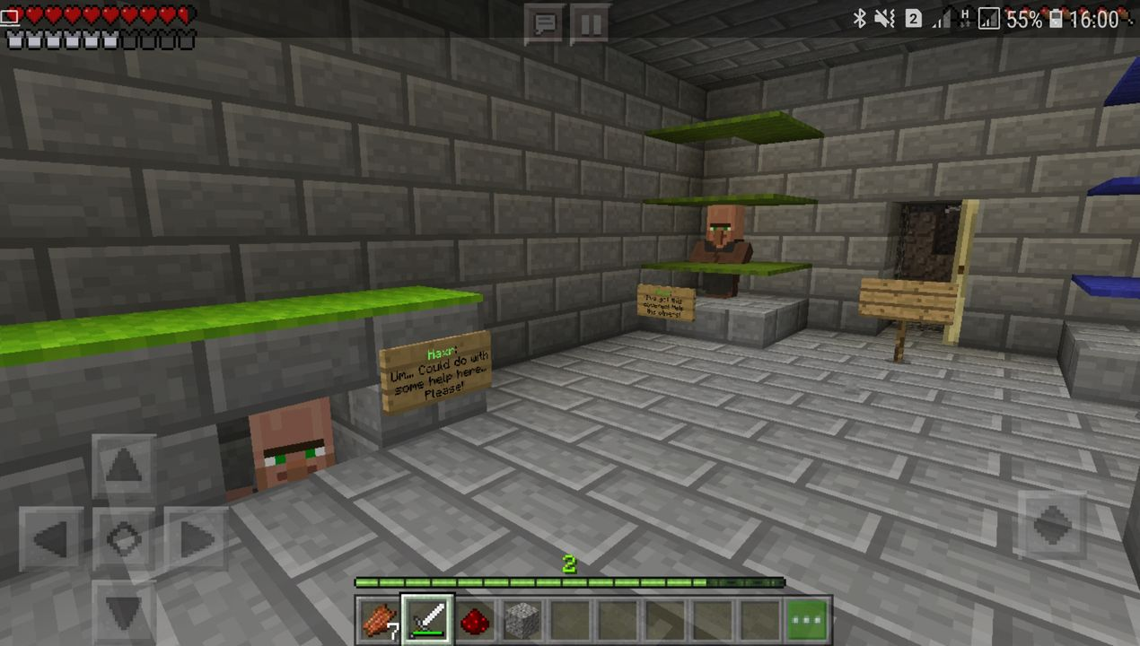 image for 4Mined Prison Darkest Secrets (Chapter 5). MCPE map