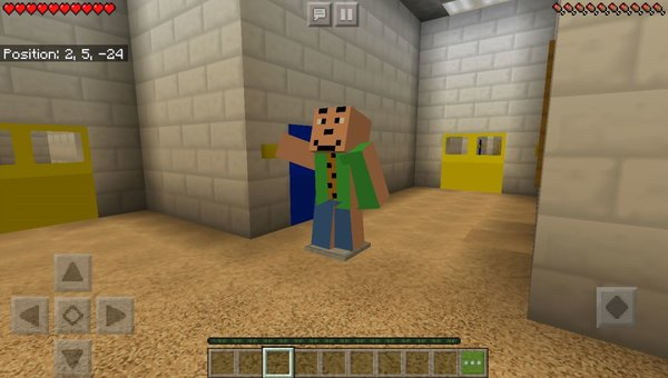 baldi MCPE - All for Minecraft PE game