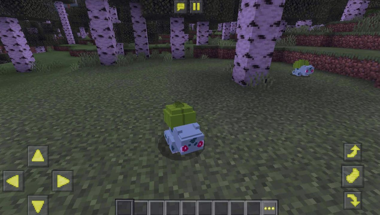 image for 3PokeCraft Addon for MCPE. (Pixelmons 2019)