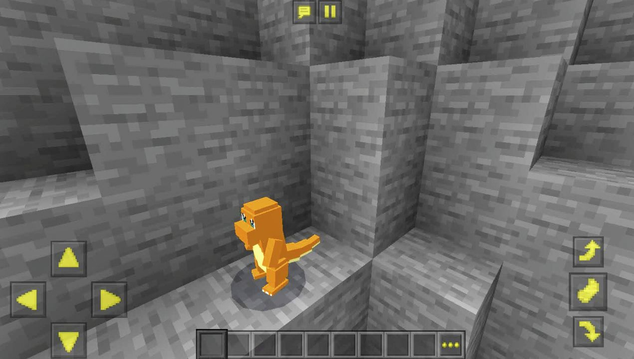 image for 4PokeCraft Addon for MCPE. (Pixelmons 2019)