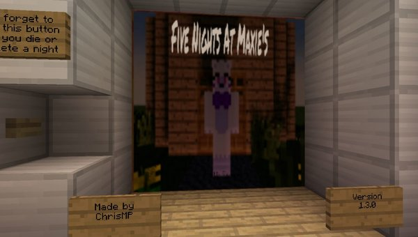 Horror maps for MCPE - All for Minecraft PE game