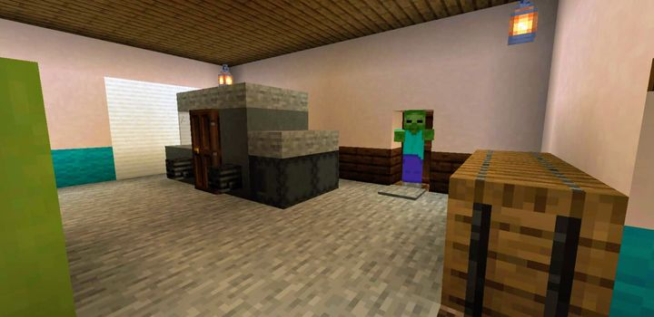 image for 3Meat Man MCPE map