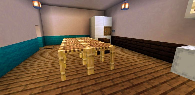 image for 4Meat Man MCPE map