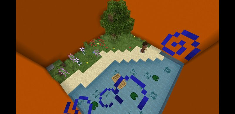 image for 1Find The Button 2020 Story MCPE map