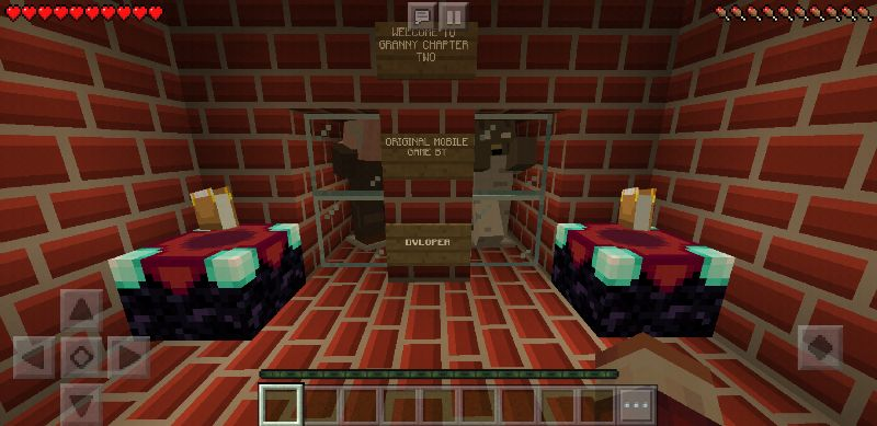 image for 1Granny Chapter Two MCPE map