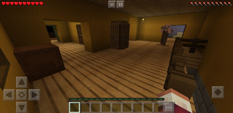 image for 2Granny Chapter Two MCPE map