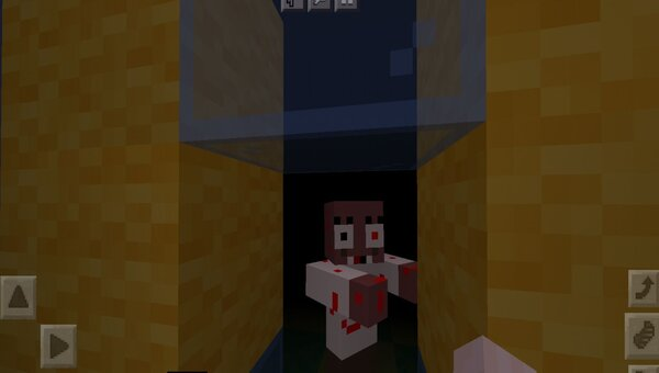 Сrab Nightmare Horror Minecraft map