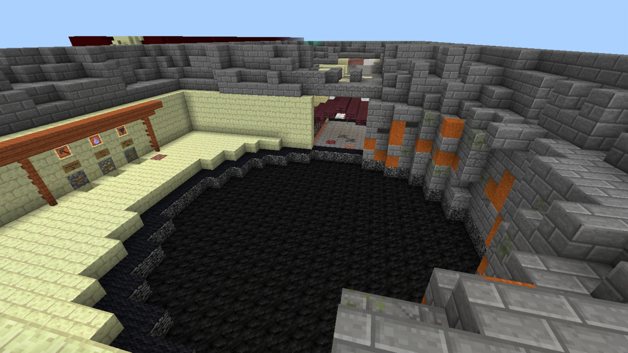 image for 2Prison X MCPE map