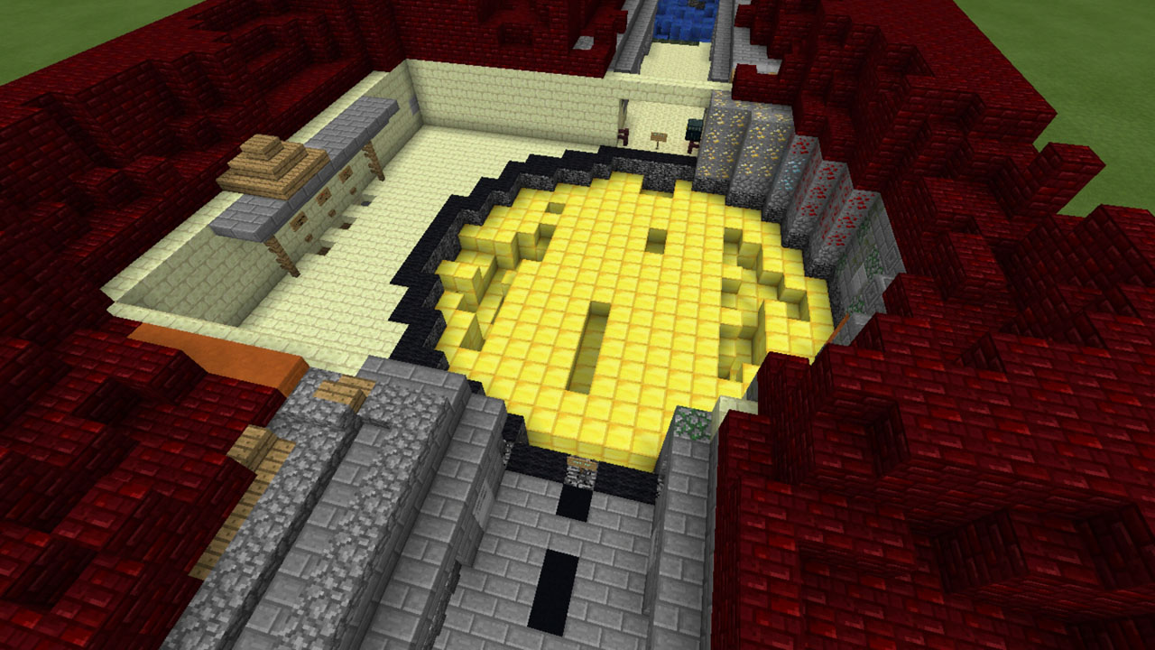 image for 3Prison X MCPE map