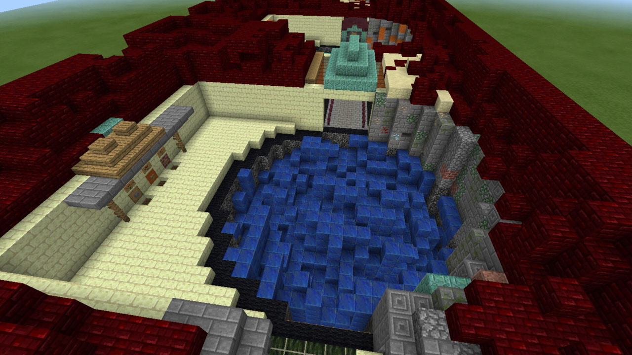 image for 4Prison X MCPE map